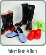 Rubber Boots & Shoes