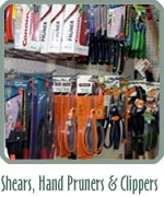 Shears, Hand Prumers & Clippers