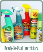 Ready-To-Use Insecticides