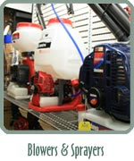 Blowers & Sprayers